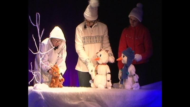 В Курской области возрождают детское театральное искусство