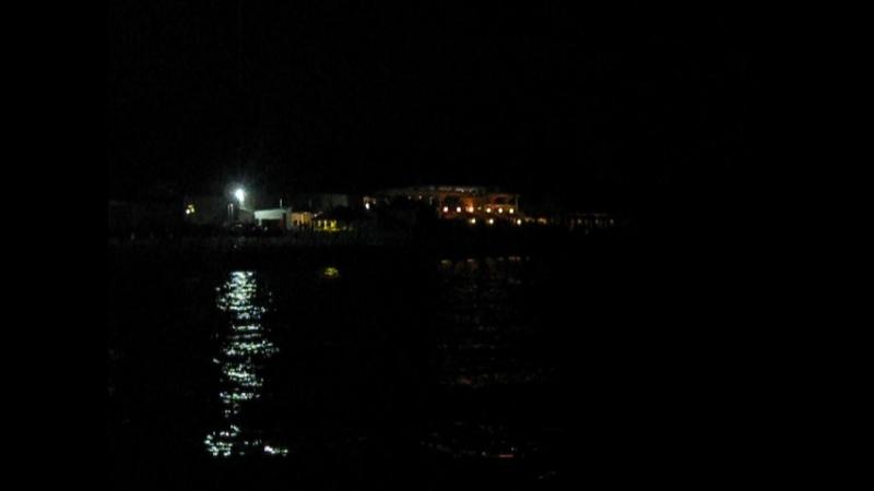 Моя интервальная съёмка Zeitraffer, Timelapse - 10 - Одесса. Одесса.7.08.18. 2 ночи - вид на летний TRUE MAN