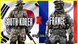 SOUTH KOREA VS FRANCE South korean VS French special forces 2018