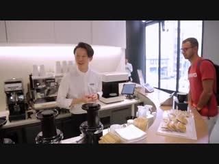 Новые технологии - кофе в Японии - vk.com/tricks_lf