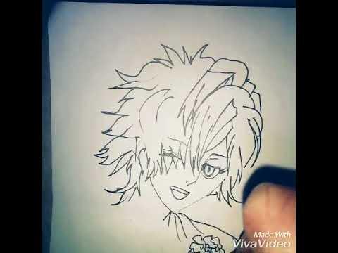 رسم انمي كرتون animes draw learn