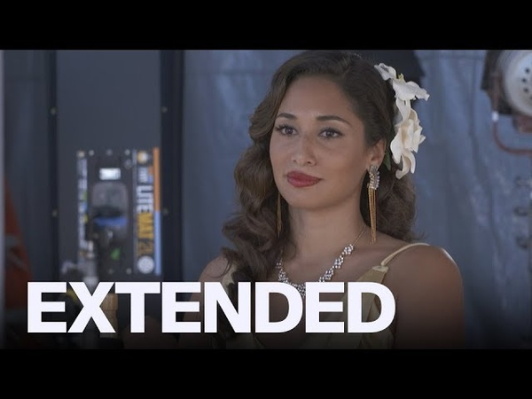 Meaghan Rath On 'Hawaii Five-0' 50th Anniversary | EXTENDED