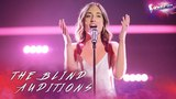 Holly Summers-Clarke sings Sitting On Top Of The World The Voice Australia 2018
