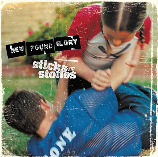 New Found Glory альбом Sticks And Stones