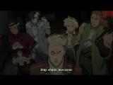 Трейлер 2 | Небесные волки: Сириус-егерь | Tenrou: Sirius the Jaeger | [Amazing Dubbing]