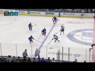 Minnesota Wild vs New York Rangers February 23, 2018 HIGHLIGHTS HD