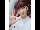 Trans 180423 Eunki instagram update