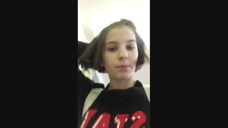 Катя Калинина — Live