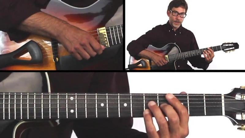 Frank Vignola - After You've Gone chord melody