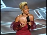 «Mighty river» в исполнении Mary J. Blige на «Оскаре»