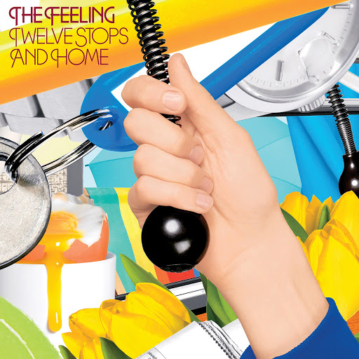 The Feeling альбом Twelve Stops And Home (Deluxe)