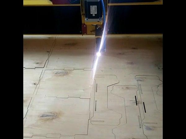 Лазер ЧПУ cnc laser co2