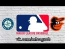 Seattle Mariners vs Baltimore Orioles 27 06 2018 AL MLB 2018 3 4