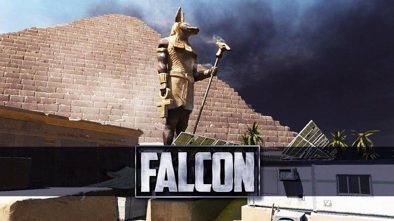 Фалькон против Сизерс