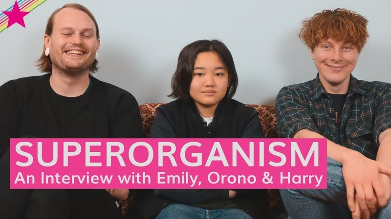 Superorganism - Interview with Orono, Emily Harry