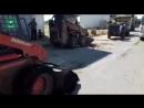 Сирия управление автотранспорта восстанавливает дорогу в провинции Хомс