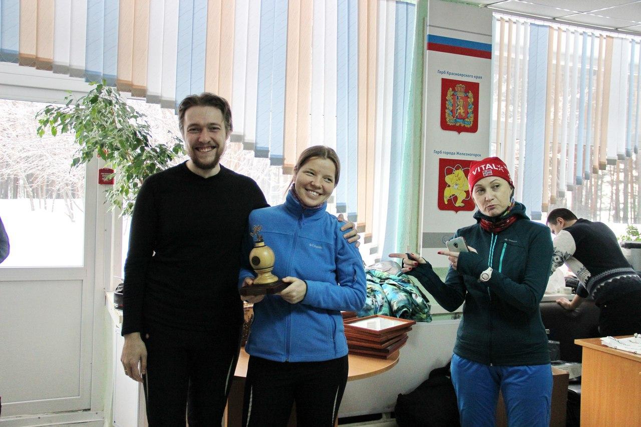 Кубок рогейнов Сибири
