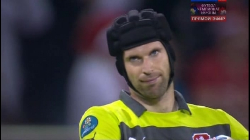 Чемпионат Европы 2012 г. Часть 1