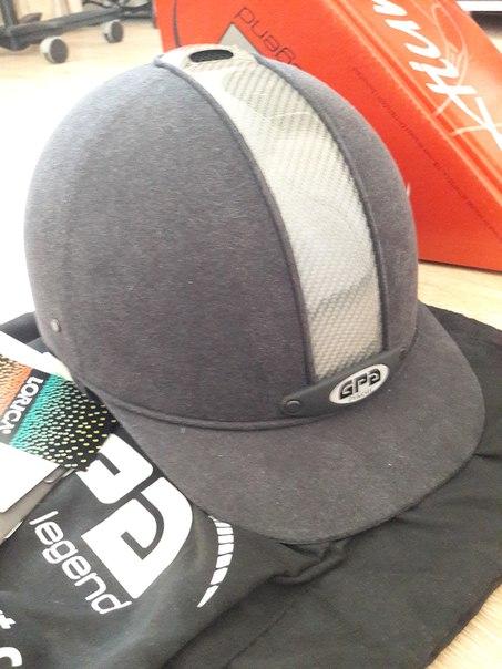 Продам новый в коробке шлем GPA, размер указан 60 евро (61 GPA), реаль