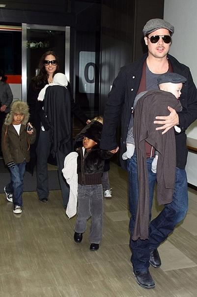 Анджелина Джоли выпустила новое официальное заявление о разводе с Брэдом Питтом