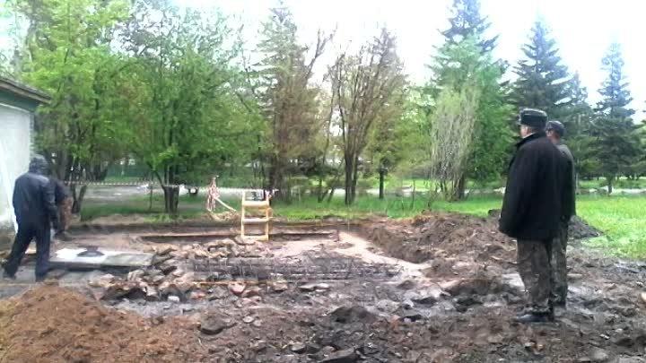 Захват земли, на мемориале в с.Родино (Barnaul22)