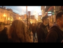 Song in Nevskiy-Sankt Peterburg RUSSIA