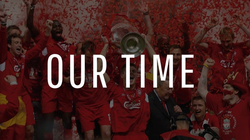 Our Time - Liverpool vs Real Madrid - Champions League Final Trailer FT MattHDGamer