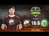 VP 16:6 Fragsters, bo3. Game 1. Bets.net Masters