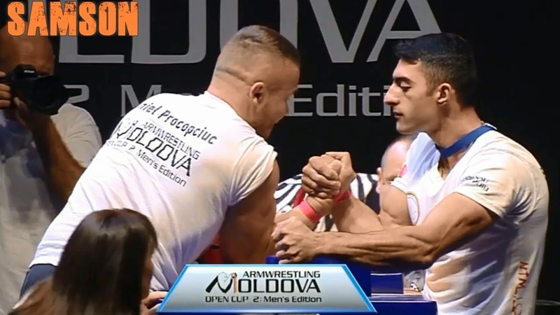 ARMWRESTLING | CATEGORY | RIGHT HAND | MOLDOVA OPEN CUP 2018 | PART 2