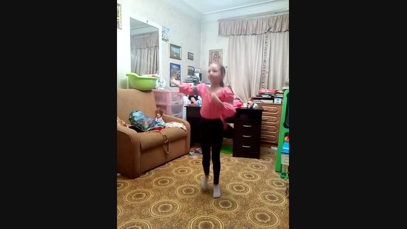 Произвольная программа Марии Киреевой этого года Молодёжная Дуня