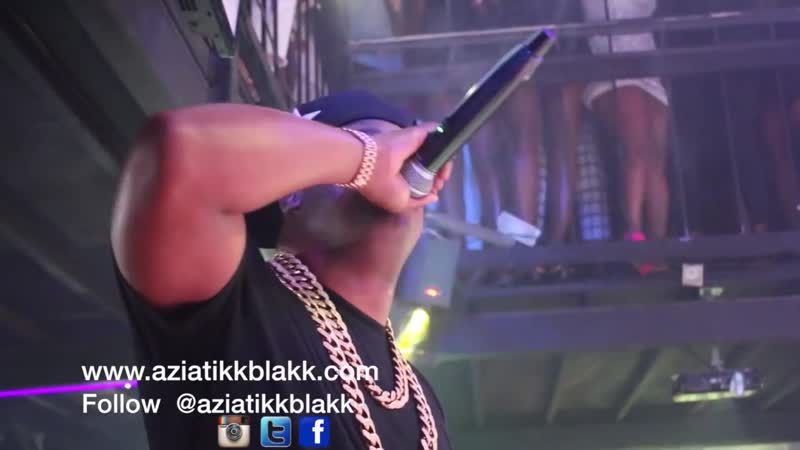 Yo Gotti _u0026 Blac Youngsta Performing at Black Diamonds Jackson, MS