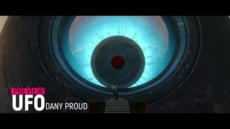 Dany Proud - UFO (Preview )