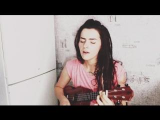 MARGO HAYATE HIDEKI - Everytime (Britney Spears ukulele cover)