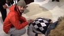 Охранник из Снежной Королевы кинул через бедро инвалида