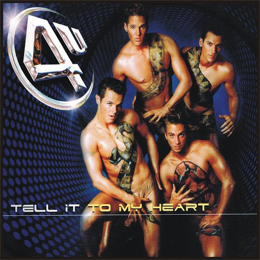 4U альбом Tell It To My Heart