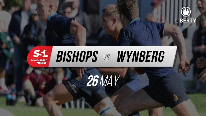 Bishops 1st XV vs Wynberg 1st XV, 26 May 2018