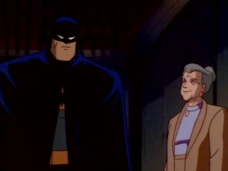 Бэтмен 1.49 Я ночь I Am the Night Batman: The Animated Series
