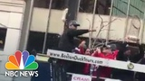 Fan Arrested After Throwing Beer At Boston Red Sox Manager NBC News