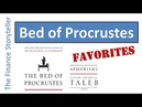 Bed of Procrustes Nassim Taleb my 5 favorite aphorisms