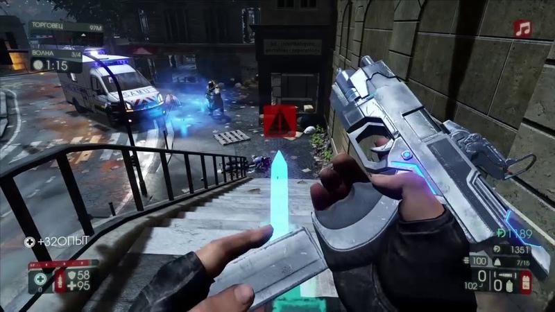 Прямой показ PS4 TheHankThe Спец-выпуск 96 Killing Floor 2 Зона 51