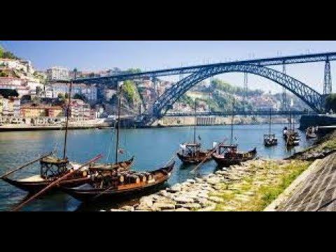 Porto, Portugal in 4K