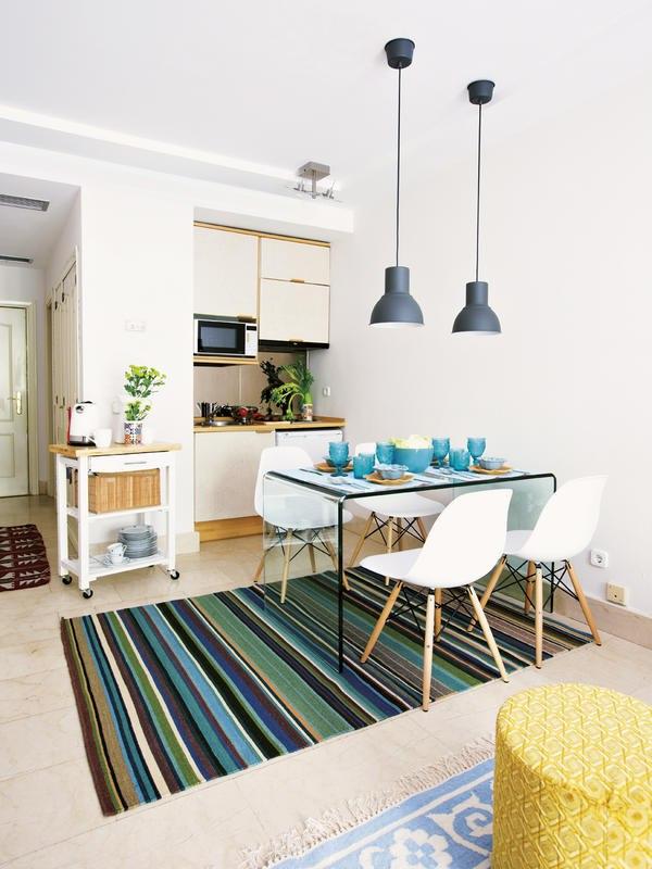 Квартира-студия 30 м в Мадриде.