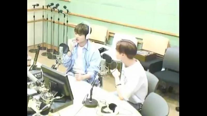 2min 180621 KBS Cool FM Moon Hee Jun's Music Show Minho Taemin