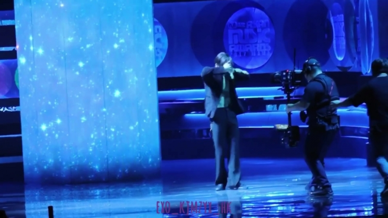 [FANCAM] 171201 Mnet Asian Music Awards in Hong Kong @ EXO's Kai — I See You