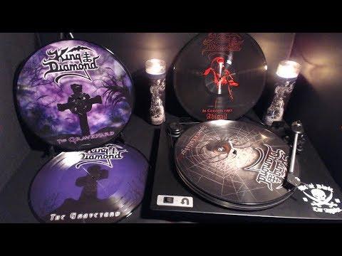 King Diamond The Spider's Lullabye LP Stream