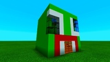 Minecraft How To Make an Unspeakablegaming House