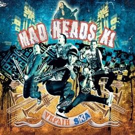 Mad Heads альбом УкраїнSKA