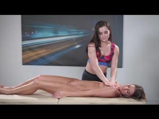 Kasey Warner, Tara Ashley (Rebound Masseuse) lesbian sex porno