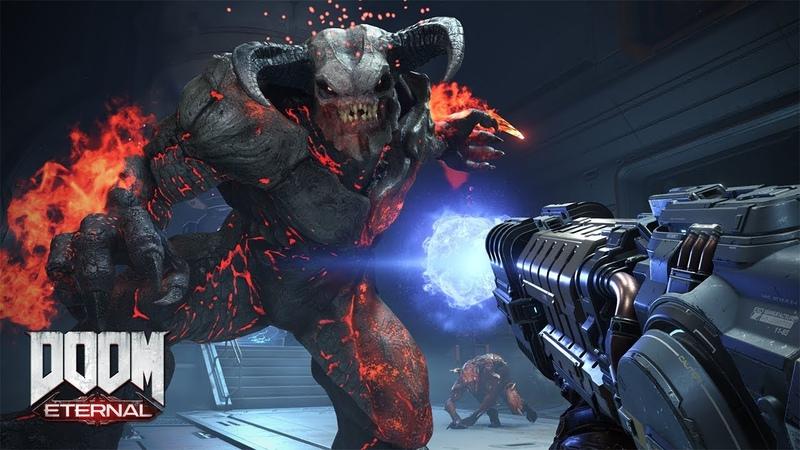 DOOM Eternal – Official Gameplay Reveal » Freewka.com - Смотреть онлайн в хорощем качестве