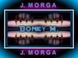 BONEY M - MBL Future World Megamix (Video By J Morga)